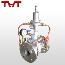Flow Control reduce pressure water Valve