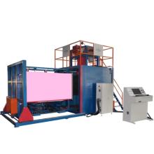 Automatic sponge vacuum forming machine