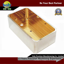 CNC Brass Parts Machining CNC Frame for Electrical CNC Components Used