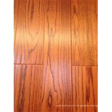 Mão raspada clássica Oak Red Engineered Flooring