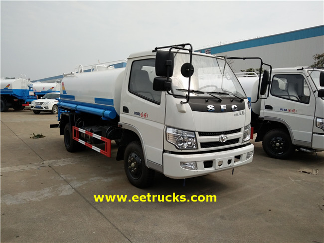 1800L Water Sprinkler Trucks