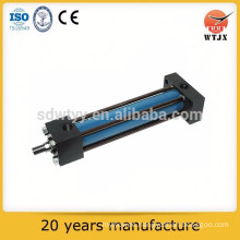 Quality assured tie-rod hydraulic cylinder for agriculture