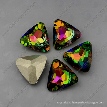 Rainbow Color Fancy Stones