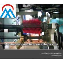 machine automatique de peigne de cheveux de commande numérique par ordinateur