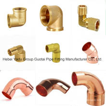Pipe Fittings Copper Forged Weld Elbows