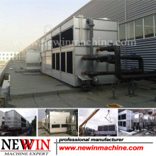 Fabrik-montiert Geschlossener Kühlturm