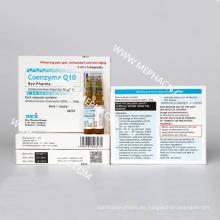 Coenzima Q10 Inyección