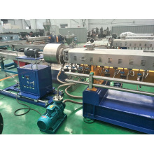high capacity twin screw color masterbatch extruder