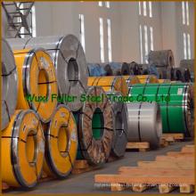 Plaque d'acier inoxydable de qualité 304
