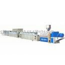 2014 Kunststoff PVC-Kunststoff-Profil-Maschinen
