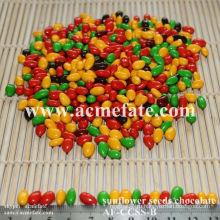 Кондитерские закуски шоколадные конфеты семена подсолнечника