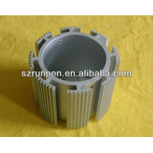 Precision LED Heat Sink Extrusion Aluminum