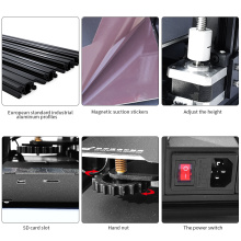 Impresora 3D inteligente al por mayor de metal Digital DIY 3D Printer