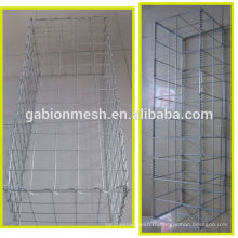 Гальванизированная сварка Габионная коробка / Сварная корзина Gabion / Сварная корзина для габионов