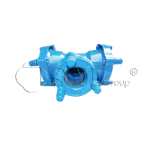 Ductile Iron Joint Pipe Fittings Express Joint Fittings  Pipe Clamp