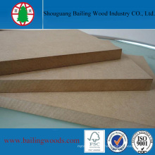 1220*2440mm High Density Plain MDF with Cheap Price