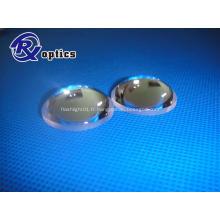Lentille asphérique convexe pour lampe de poche