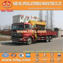 FOTON 6x4 12.0 tons crane crane truck 270hp hot sale for export