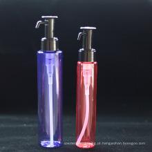 Garrafa plástica da bomba da loção 80ml para o cosmético (NB215-1)