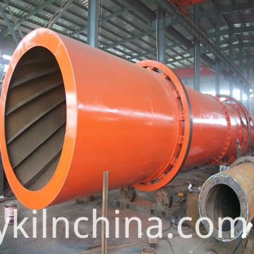 lignite rotary dryer