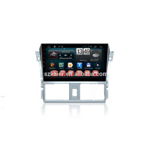 Kaier Fabrik-Quad Core-Full Touchscreen Android 4.4.2 Auto-DVD für Toyota neue Vios + TPMS + DVR + Mirior Link + Fabrik direkt
