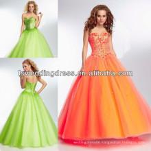 HE2096 Limelight sweetheart neckline with tulle skirt little girls ball gown dresses