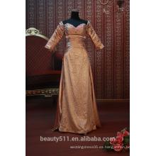 EN STOCK Vestido de fiesta de tres cuartos del vestido de las mujeres del vestido del baile de fin de curso SE104