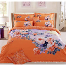 Home Bedding Set 7 Pieces with Comforter Quilt Cover Pillowcases and Bed Sheet