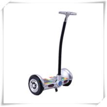 2016 regalo promocional para la venta caliente de alta calidad manos libres de dos ruedas inteligente equilibrio eléctrico de pie del coche 2 ruedas auto equilibrio scooter (EA30013)
