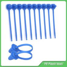 Закал пломба, 115 мм Длина, Пластиковые пломбы