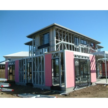 Cheap House Steel Structure Residential Building