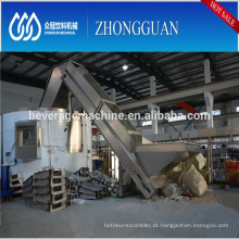 Automatic PET container sorting machine/unscrambler