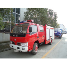 Low Price fire fighting truck, 3 ton fire truck water capacity