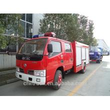 Caminhão de combate a incêndio de preço baixo, capacidade de água de caminhão de incêndio de 3 toneladas
