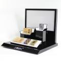 Apex acrylique allume-cigare plus léger affichage numérique