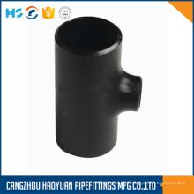 Carbon Steel Reducing Tee Asme b16.9