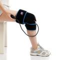 Rehabilitación de salud Tratamiento de lesiones de rodilla Abrigo de articulaciones frías