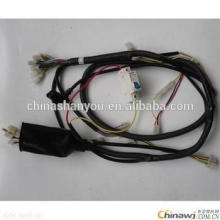 folding electric bike wire harness