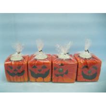 Halloween Candle Shape Ceramic Crafts (LOE2372-C7z)
