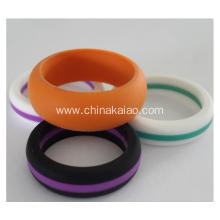 Fashionable Unisex Silicone Thumb Engagement Ring