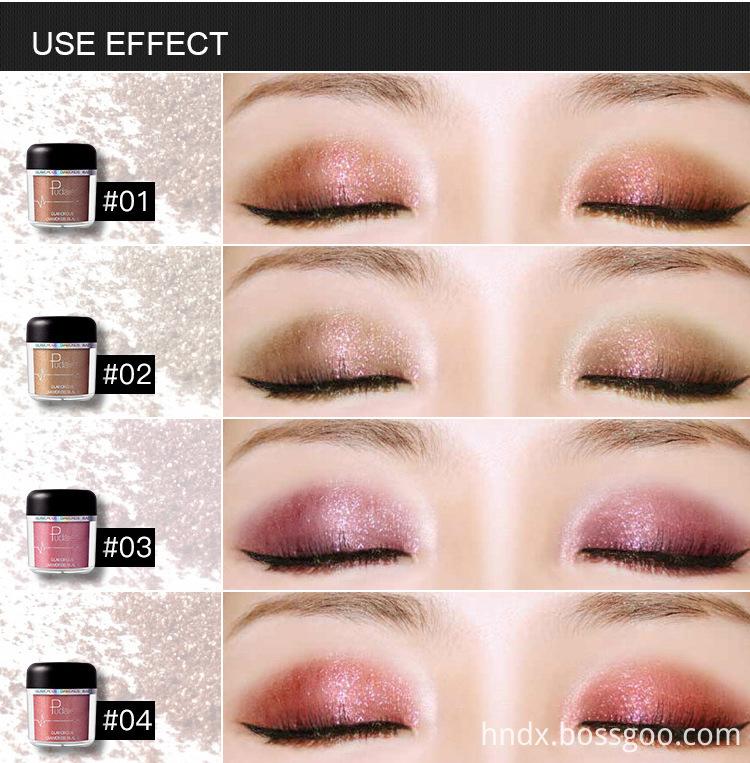 Eye Shadow And High Light Powder 6