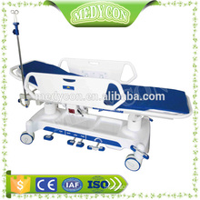 Medical luxurious Hydraulic rise-and-Fall stretcher cart