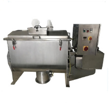 Best selling horizontal ribbon mixer factory price,single shaft ribbon mixer best price