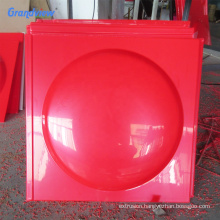ultra thin plastic sheets 1mm 2mm 3mm abs plastic abs pmma sheet