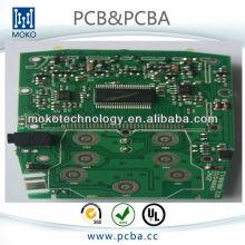 Alta qualidade personalizado bluetooth fones de ouvido placa de circuito eletrônico