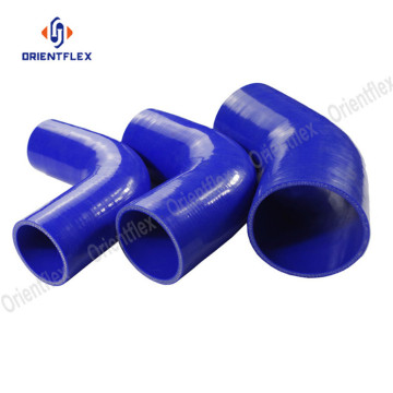 Thẳng giảm tốc silicone ống / silicone ống khuỷu tay 90 độ