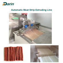 Dog Jerky Beef Strip Extrusionslinie