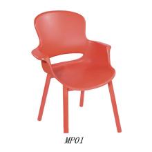 Chaise de chaise de chaise à chaises en plastique pour moins chere (MP01)