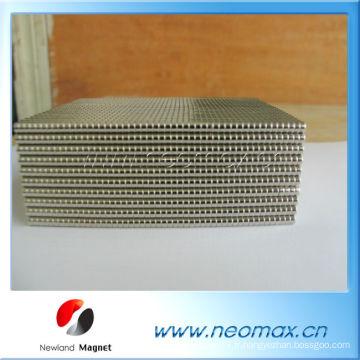 N50 D4x2mm aimant de disque de néodyme