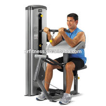 multi double functional trainer Arm Curl gym machines (9a006)